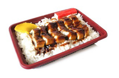 D4 日式鰻魚飯