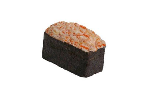 A31 鮑魚蟹籽壽司