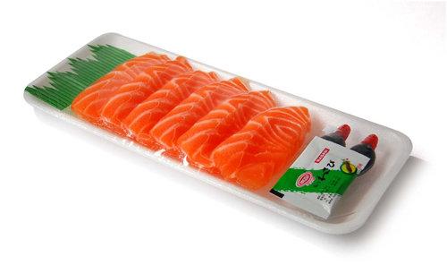 I1 三文魚刺身/磅