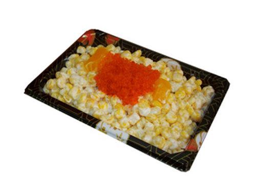 C1 蟹籽雜果沙律