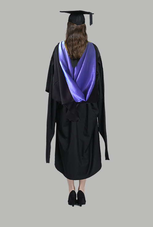 Buy USYD Academic Dress -Master of Law Graduation Gown Set
