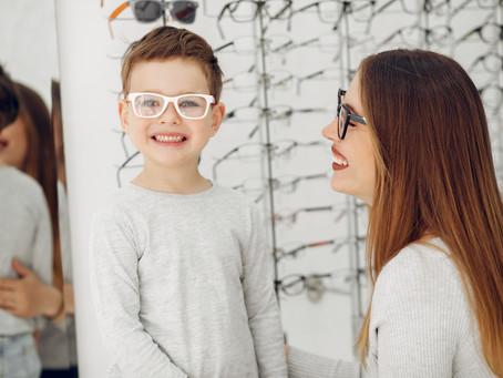 Copilul meu are nevoie de ochelari!