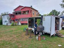 Atelier de Forge/Soudure Mobile