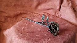 Rose forgé