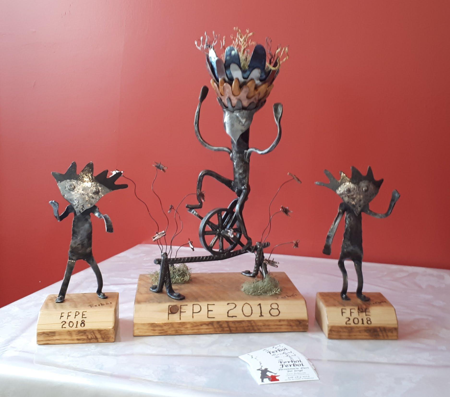 Sculpture FFPE 2018