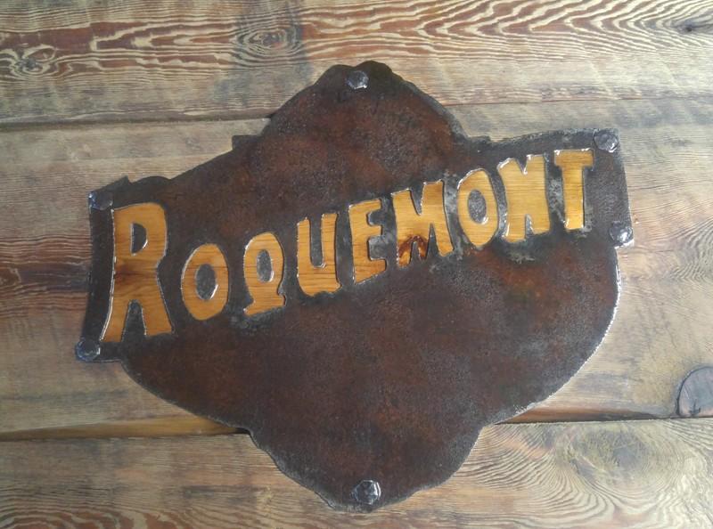 Logo du Roquemont