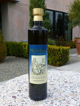 Molefina Koroneiki Extra Virgin Olive Oil  500 ML