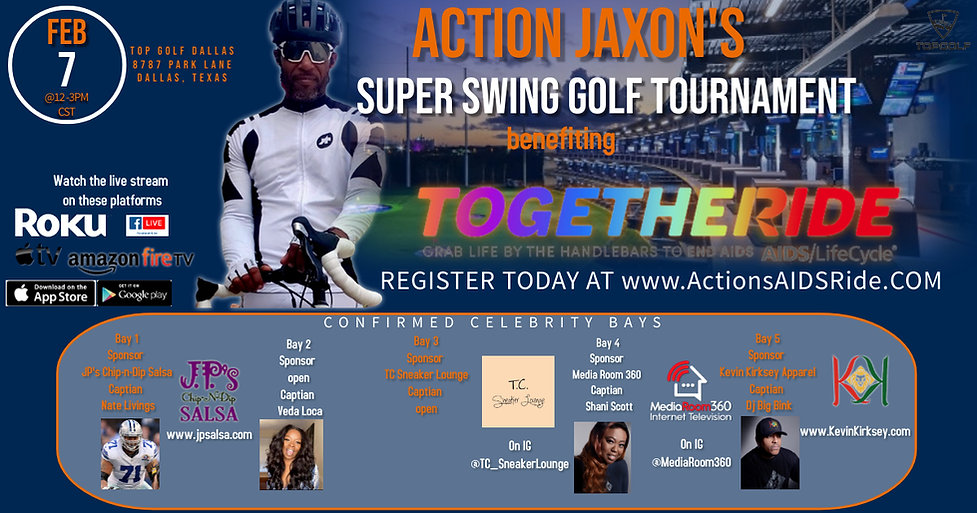Actions Super Swing Golf Tournament - Ma