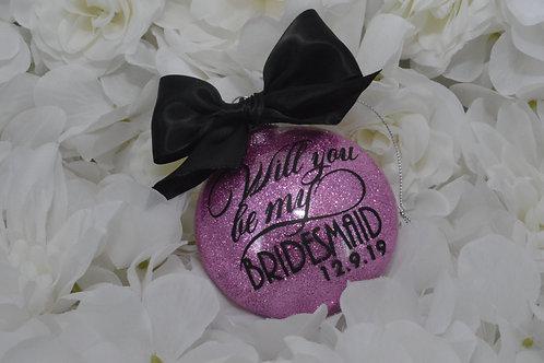 Bridal Party Ornaments
