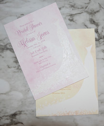 Watercolor Bridal Shower