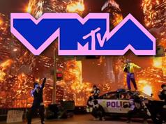 "DaBaby performs ""Peephole"", ""Blind"" & ""Rockstar"" feat. JABBAWOCKEEZ at the 2020 MTV VMAs  Creative Director: Marselle Washington"