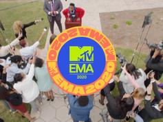 "DaBaby performs ""Rockstar"", ""Blind"" & ""Practice"" at the 2020 MTV EMAs  Creative Director: Marselle Washington"