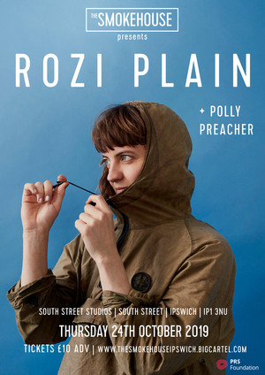 Polly Preacher opening for Rozi Plain