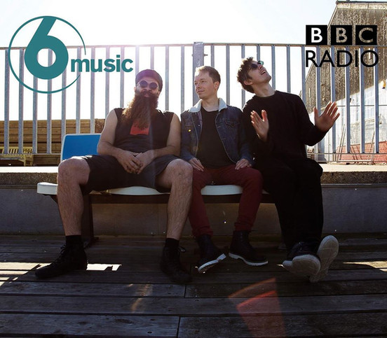 Down at Your Feet on BBC 6 Music