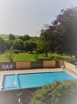 Hen view pool