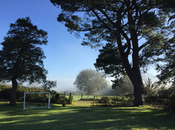 mist clearing 20.10.18