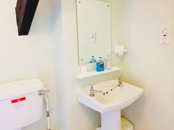 B bathroom