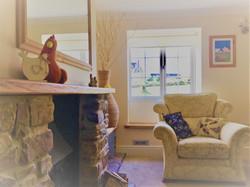 hen fireplace chair icar