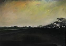 Daybreak Dirt Road
