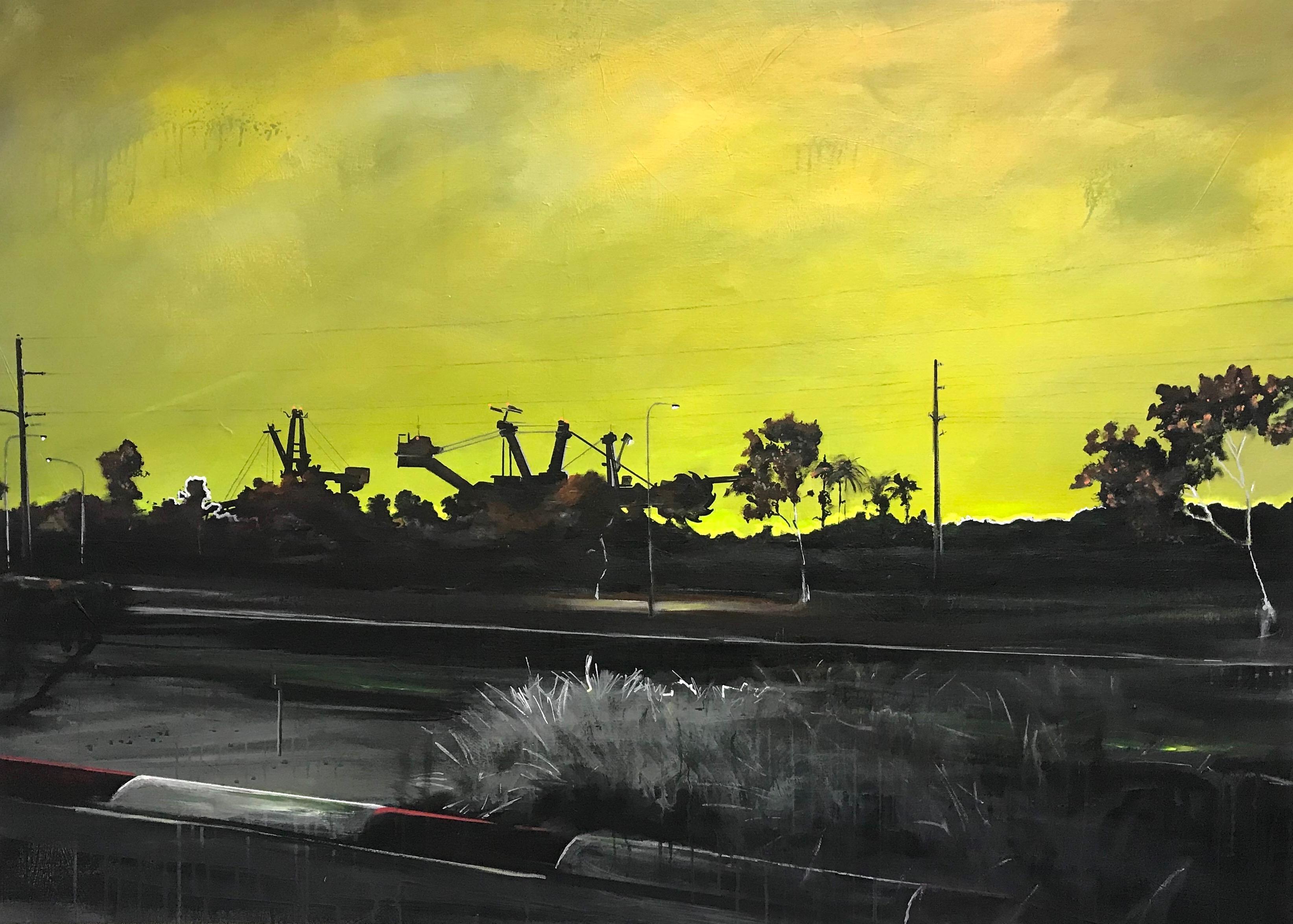 A Hedland Skyline