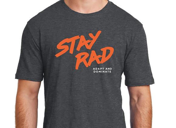 STAY RAD MEN'S T-SHIRT