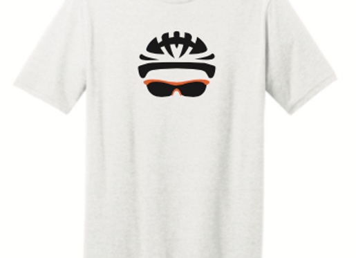 RDF Men's Helmet T-Shirt - White