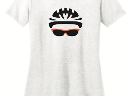 RDF Women's Helmet T-Shirt - White