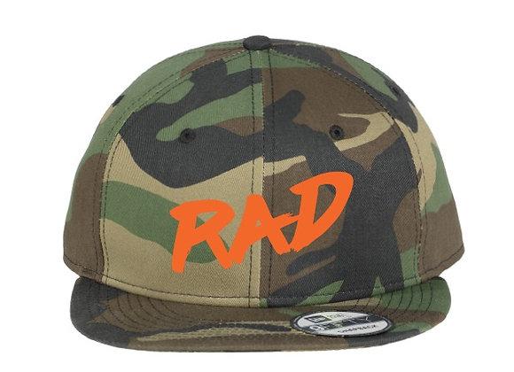 RAD Camo Hat