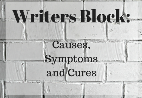 Writer's Block: Causes, Symptoms and Cures
