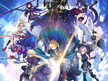 Fate/Grand Order! Now in English