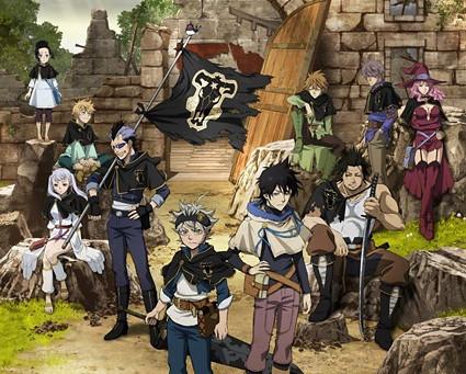 New Anime Season! Here's what I'm watching!