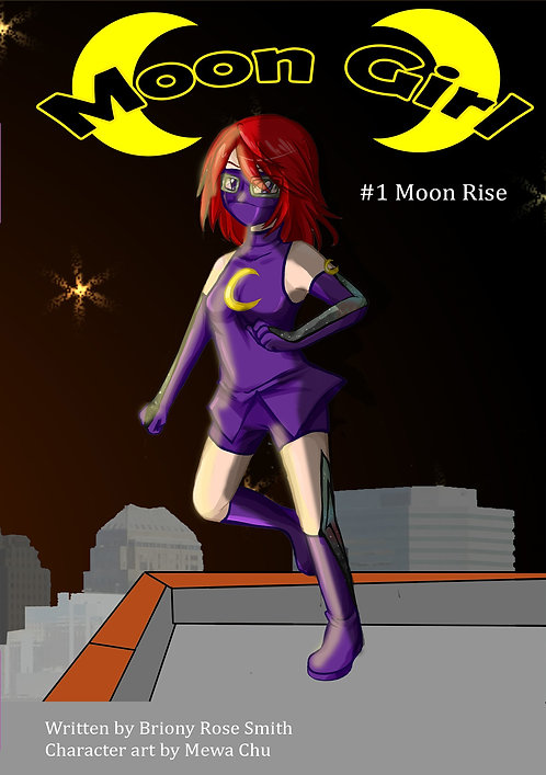 Moon Girl 1: Moon Rise ebook