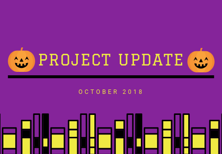 Project Updates October 2018