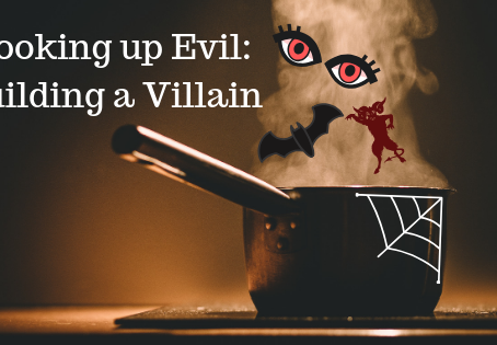 Cooking up evil: Building a villain