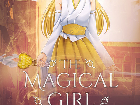 Shorter Reads: The Magical Girl is a Boy!