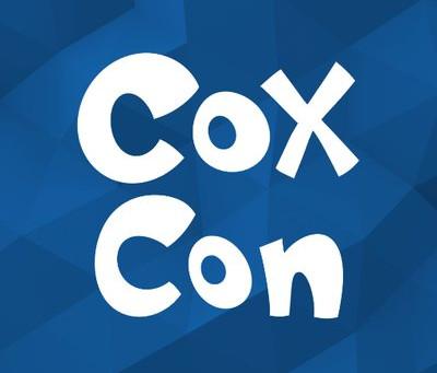 Cox Con 2017! A con like no other.