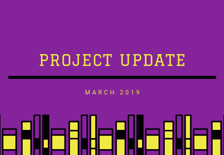 Project Updates March 2019