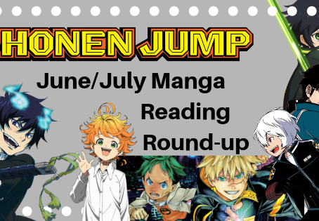 Shonen Jump June/July Reading