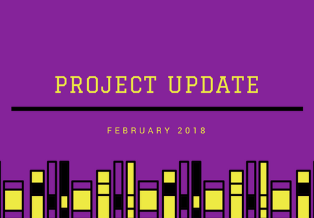 Project Updates February 2018