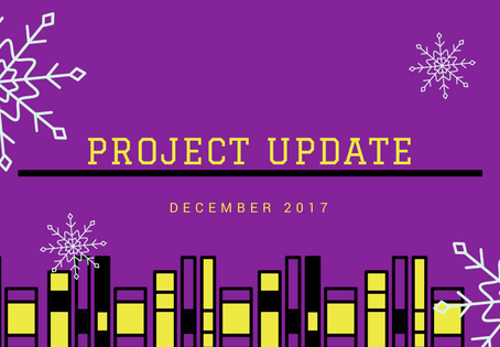 Project Update December 2017