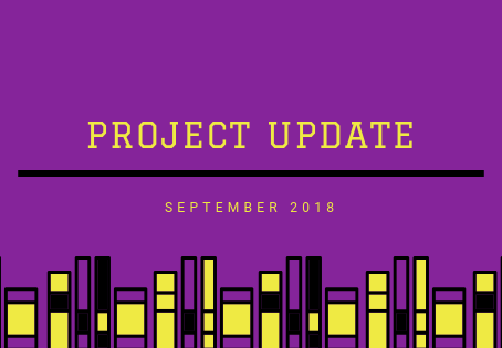 Project Updates September 2018