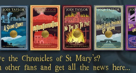 The Chronicles of St Mary's A must read series!