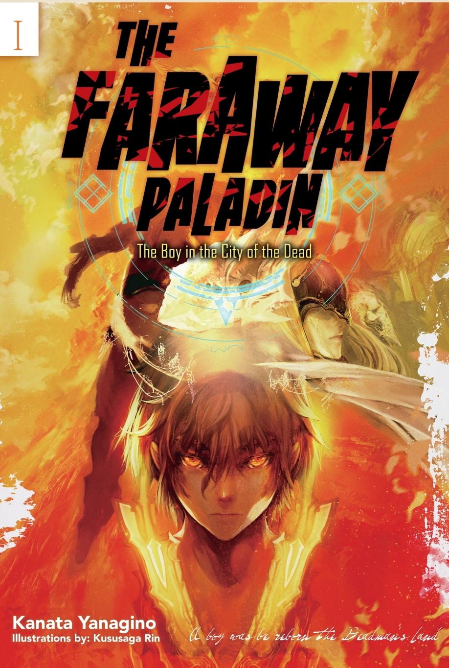 Far away paladin vol 1 book cover