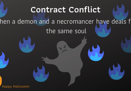 Short Story: Contract Conflict