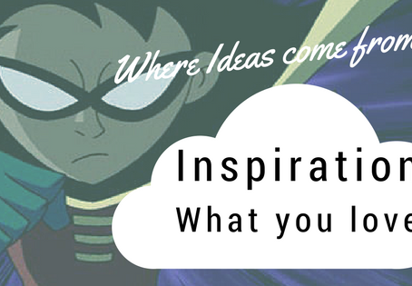 Inspiration: What you love