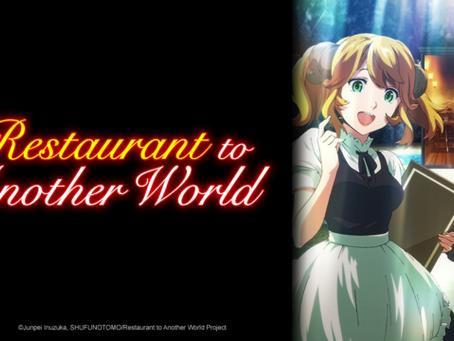 New Anime Season! Here's what I'm watching