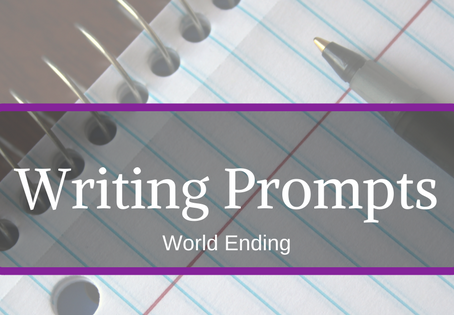 Writing Prompt: World Ending