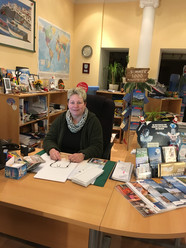 Heidi Michel unsere Kreuzfahrtexpertin