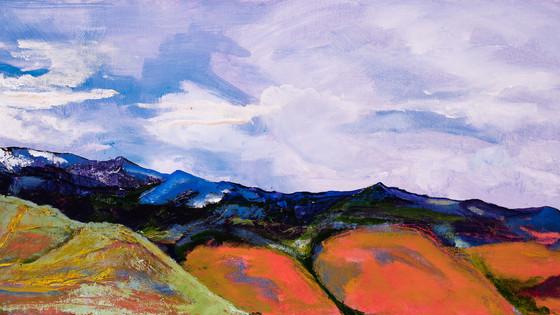 Painting Nevada