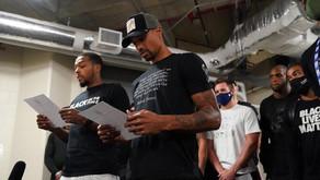 Behind the Milwaukee Bucks' Boycott of the NBA